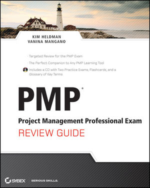PMP Project Management Professional Exam Review Guide (0470479582) cover image
