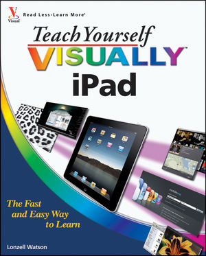 Teach Yourself VISUALLY iPad (0470644982) cover image