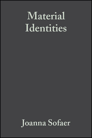 Material Identities (0470693282) cover image