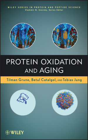 Protein Oxidation and Aging (0470878282) cover image