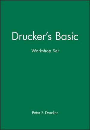 Drucker's Basic Workshop Set