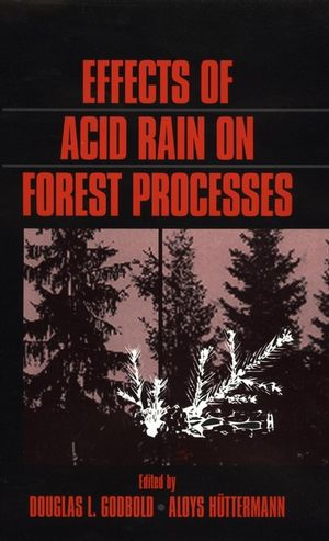 Effects of Acid Rain on Forest Processes