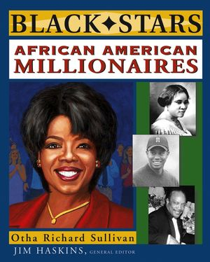 African American Millionaires (0471681482) cover image