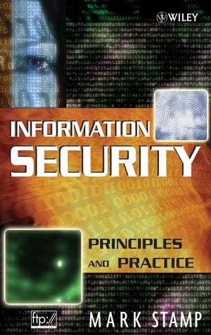 Information Security: Principles and Practice (0471744182) cover image