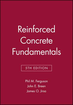 Reinforced Concrete Fundamentals, 5th Edition