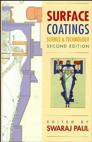 Surface Coatings: Science and Technology, 2nd Edition