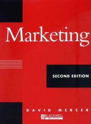 Marketing, 2nd Edition