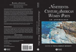 Nineteenth Century American Women Poets: An Anthology (0631203982) cover image