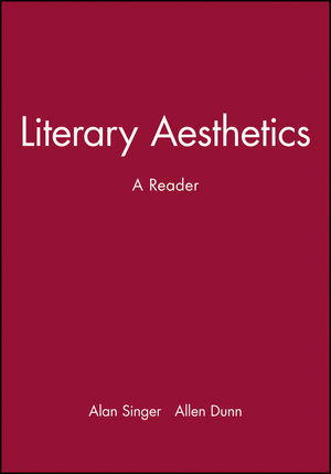 Literary Aesthetics: A Reader