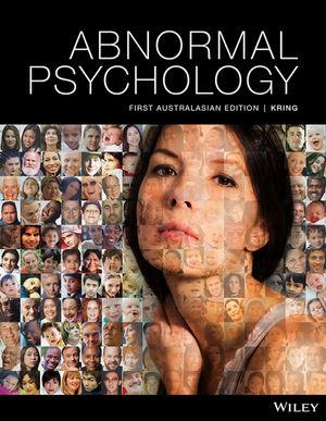 Abnormal Psychology, 1st Edition