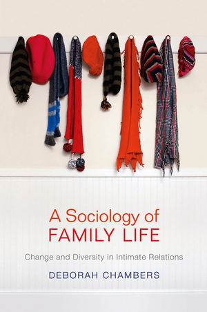 A Sociology of Family Life (0745647782) cover image