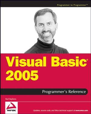 Visual Basic 2005 Programmer