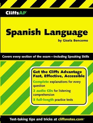 CliffsAP<sup>&#174;</sup> Spanish Language
