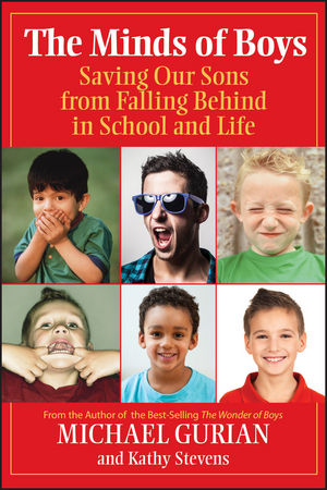 The Minds of Boys: Saving Our Sons From Falling Behind in School and Life (0787995282) cover image