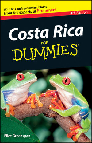 Costa Rica For Dummies, 4th Edition