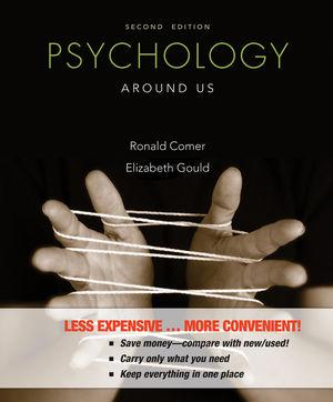 Psychology Around Us, 2nd Edition Binder Ready Version