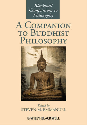 A Companion to Buddhist Philosophy (1118323882) cover image
