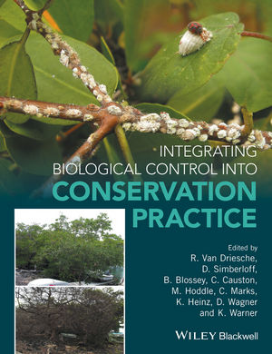 Integrating Biological Control into Conservation Practice (1118392582) cover image