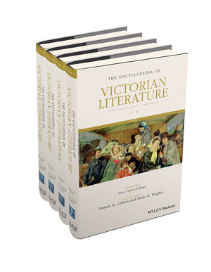 The Encyclopedia of Victorian Literature, 4 Volume Set (1118405382) cover image