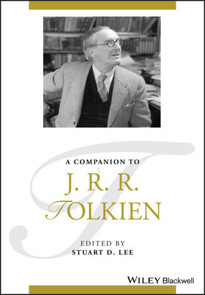 A Companion to J. R. R. Tolkien (1118517482) cover image