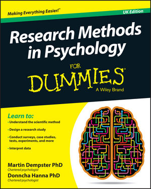 Research Methods in <span class='search-highlight'>Psychology</span> For Dummies