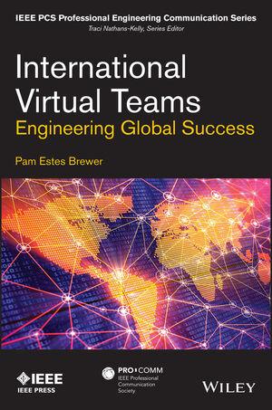 International Virtual Teams: Engineering Global Success  (1119064082) cover image
