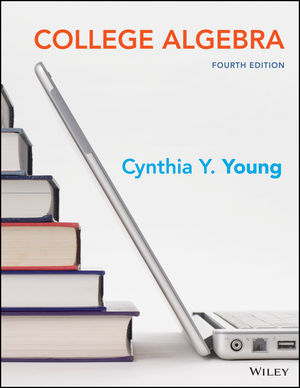 College Algebra, Enhanced eText, 4th Edition (1119320682) cover image