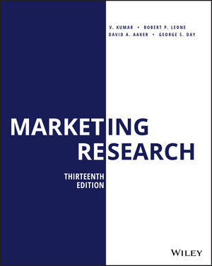 Marketing Research, 13th Edition