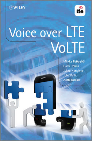 Voice over LTE: VoLTE (1119951682) cover image
