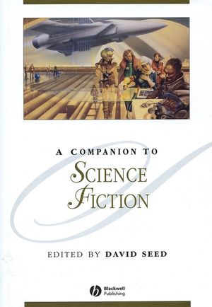 A Companion to Science Fiction (1405112182) cover image