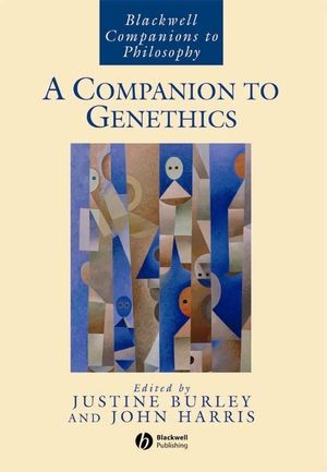 A Companion to Genethics (1405120282) cover image