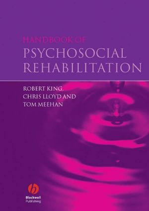 Handbook of Psychosocial Rehabilitation (1405133082) cover image
