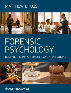 Forensic Psychology (1405151382) cover image