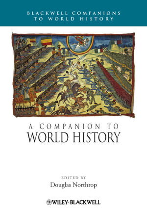 A Companion to World History (1444334182) cover image