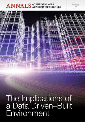 The Implications of a Data Driven-Built Environment, Volume 1295