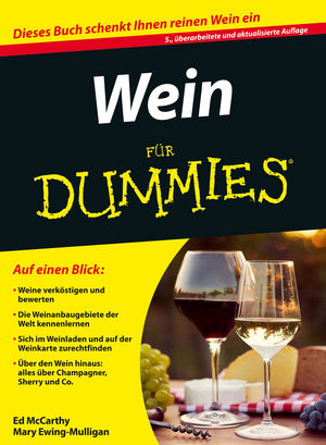 Wein für Dummies, 5. Auflage