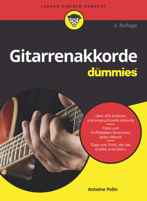 Gitarrenakkorde fur Dummies