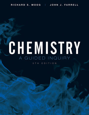 Chemistry: A Guided Inquiry, 5th Edition (EHEP001882) cover image