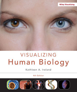 Visualizing Human Biology, 4th Edition (EHEP002482) cover image