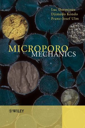 Microporomechanics (0470031883) cover image