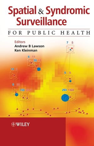 Spatial and Syndromic Surveillance for Public Health (0470092483) cover image
