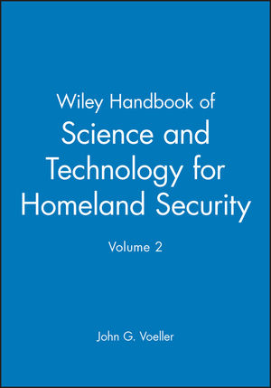 Wiley Handbook Of Science And Technology For Homeland Security 4