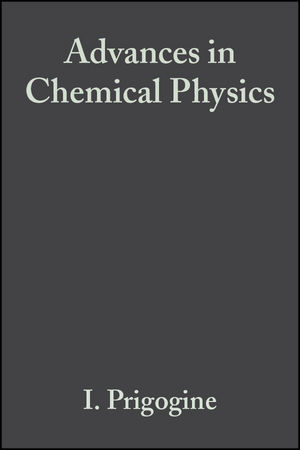 Advances in Chemical Physics, Volume 13 (0470143983) cover image