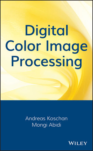 Digital Color Image Processing (0470147083) cover image