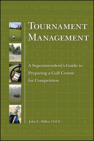Tournament Management: A Superintendent