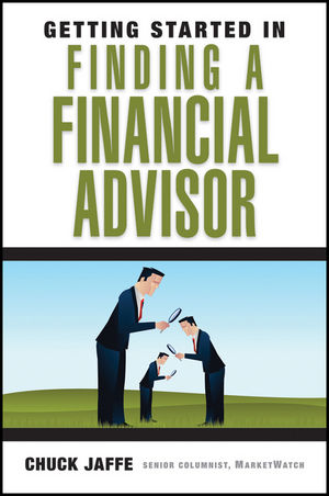 Getting Started in Finding a Financial Advisor