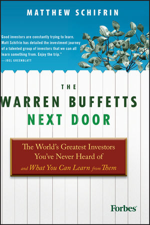 The Warren Buffetts Next Door: The World