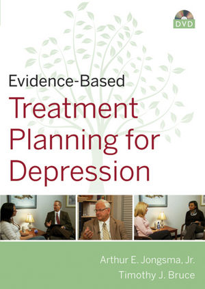 Evidence-Based Psychotherapy Treatment Planning for Depression DVD and Workbook Set