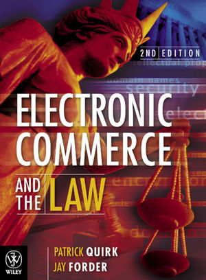Electronic Commerce and the Law, 2nd Edition