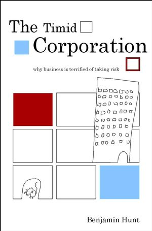 The Timid Corporation: Why Business is Terrified of Taking Risk